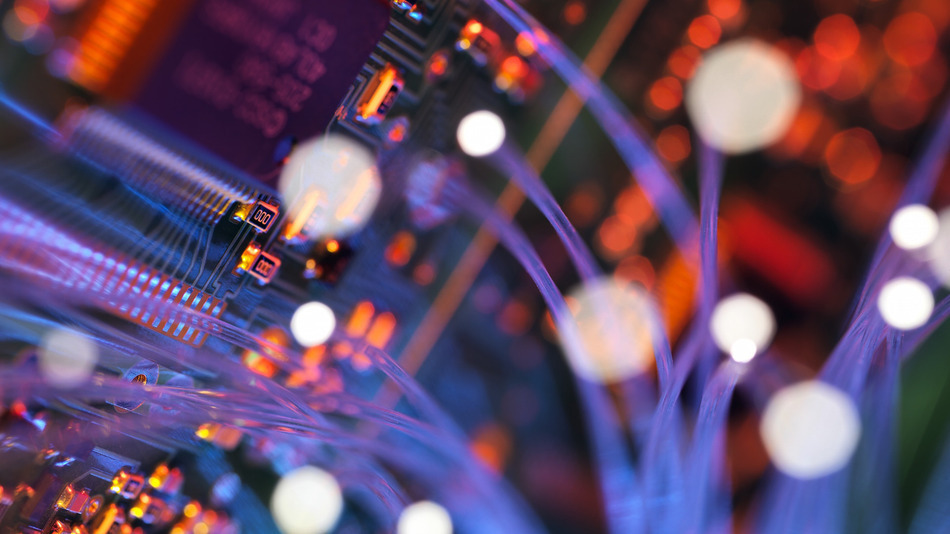 Engineers have increased fiber optic capacity nearly 20 times