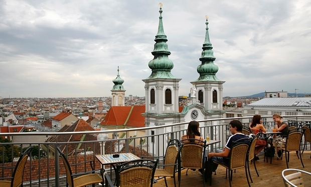 Vienna named world's top city for quality of life