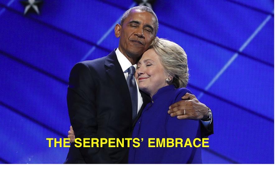 El mundo se salvó fue de Hillary Clinton