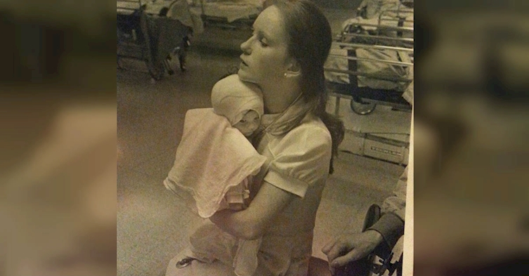 In 1977, A Nurse Held A Burned Baby. 38 Years Later, She Never Expected To Hear These Words