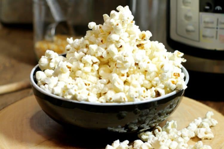 Is popcorn actually healthy?