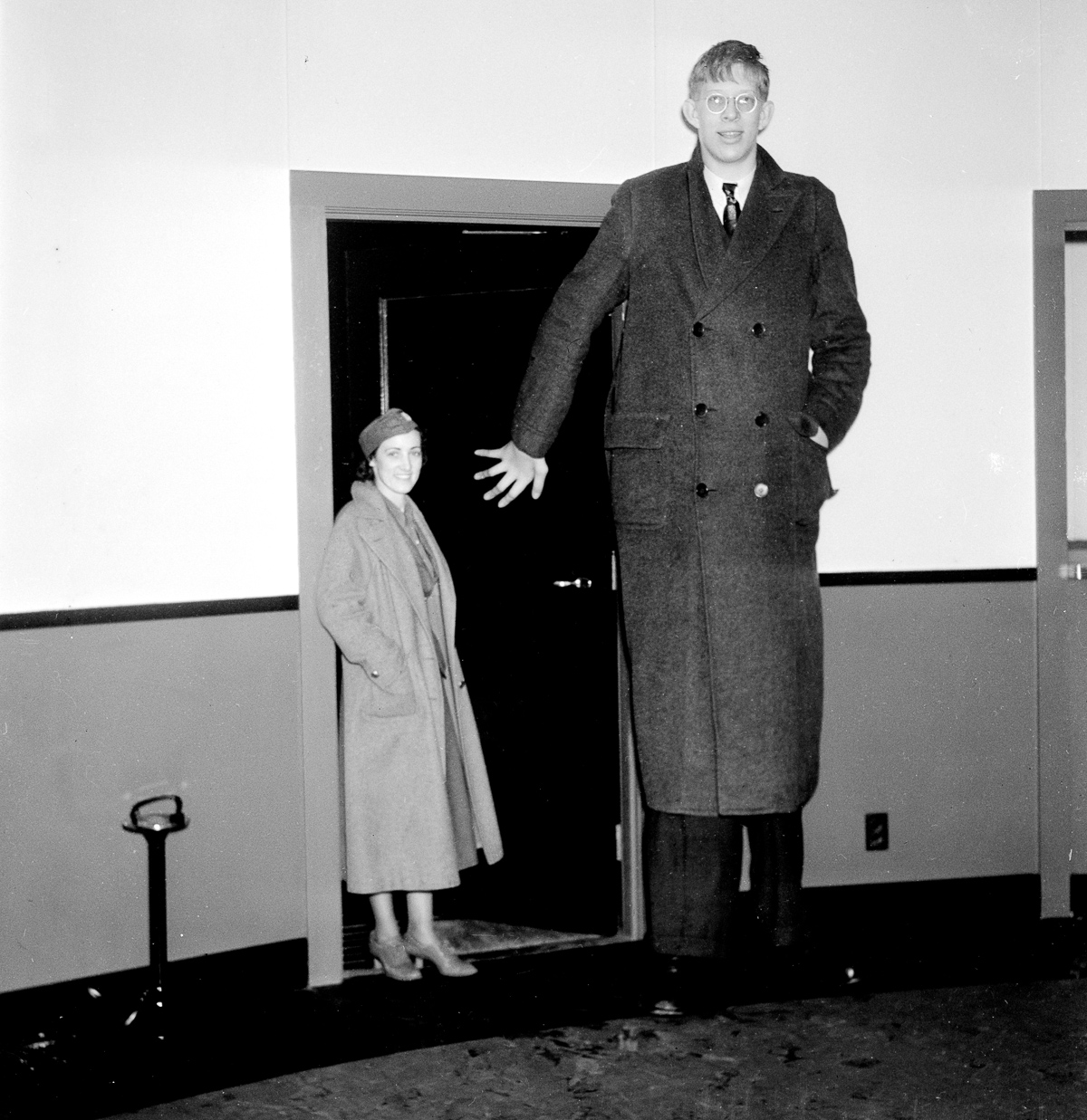 This was the tallest man in history