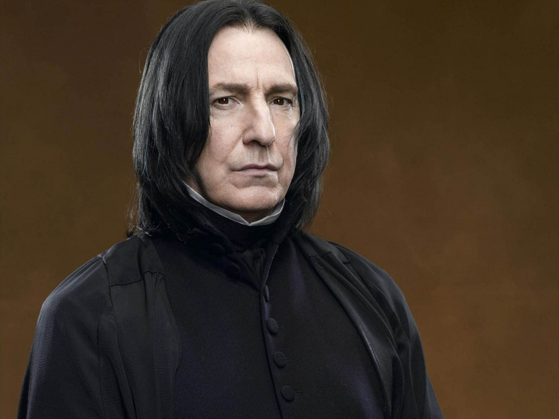 "Actor Alan Rickman, Snape in ""Harry Potter"" films, dies at 69"