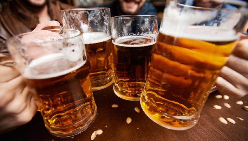 This is what happens to your brain when you drink 8 or more beers in a week