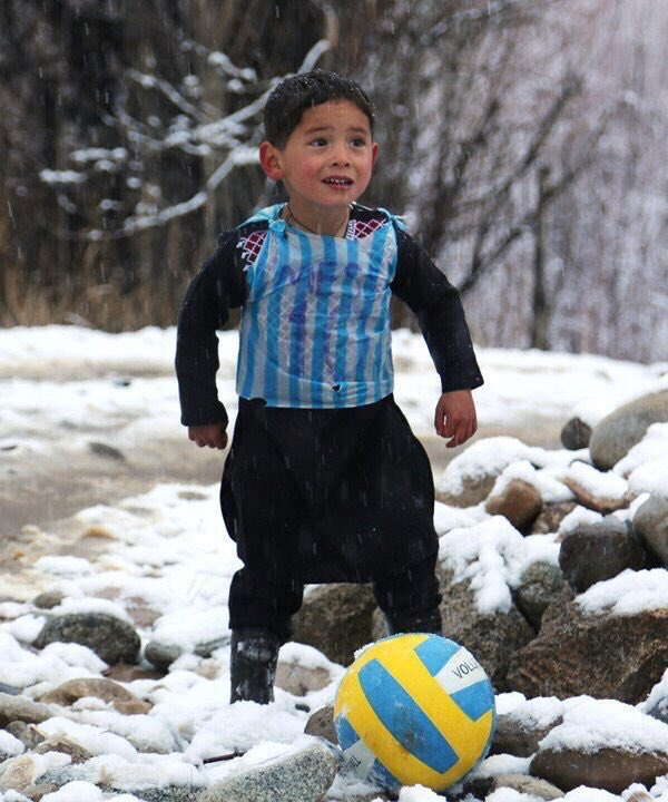 Lionel Messi to Meet Murtaza Ahmadi, 5-Year-Old Fan from Afghanistan