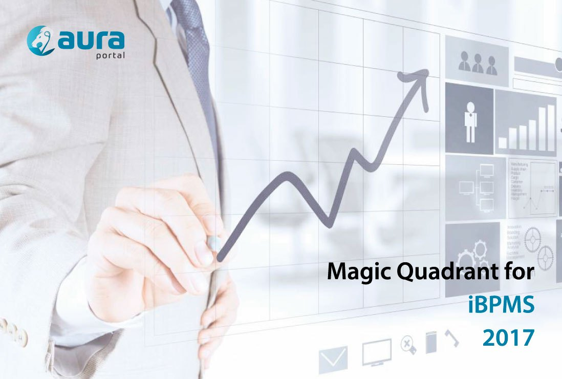 New Gartner Inc. Magic Quadrant for Intelligent Business Process Management Suites 2017 Report