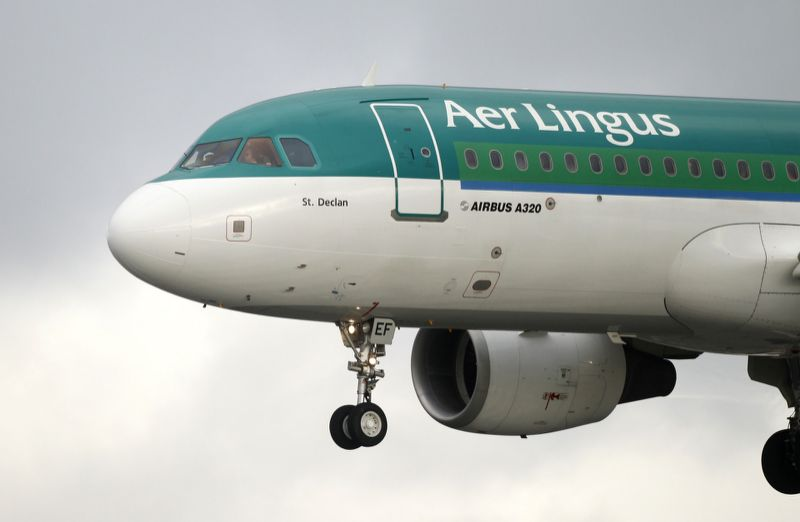 Man Dies on Aer Lingus Flight After Biting Another Passenger