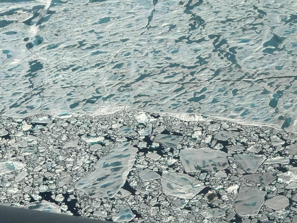 Arctic's emperature continues to run hot, latest 'report card' shows