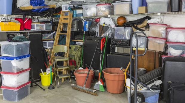 Things that you should eliminate of your garage right now!