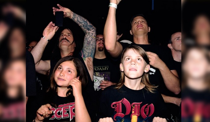 Study: Kids Who Go To Metal Shows Turn Out Better Than Your Annoying Honor Student