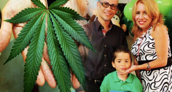After 2 days on cannabis treatment, this autistic 9 years old spoke for the first time