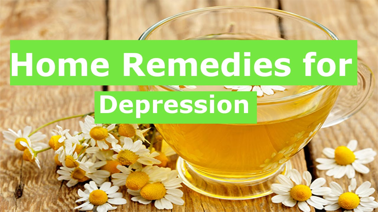 8 natural depression remedies to consider