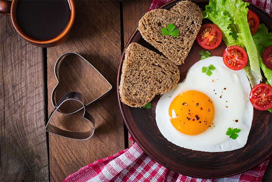 Skipping breakfast increases the chances of having a heart attack