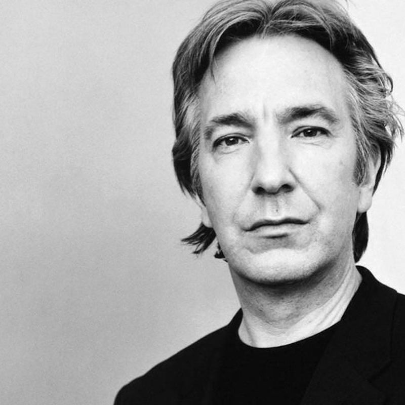 Was 'Alice Through The Looking Glass' Alan Rickman's Last Film? His Voice Is Iconic