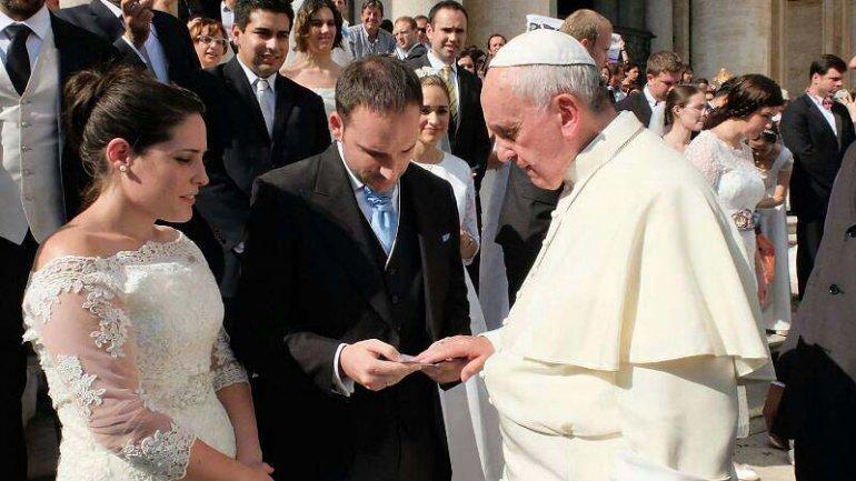Matrimonio Catolico Y Evangelico : Las tres claves del matrimonio según francisco