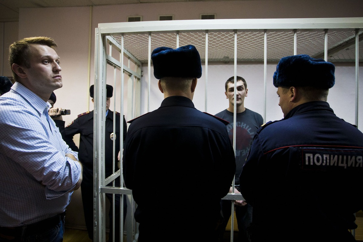 Life in a Russian prison, as seen by a political prisoner