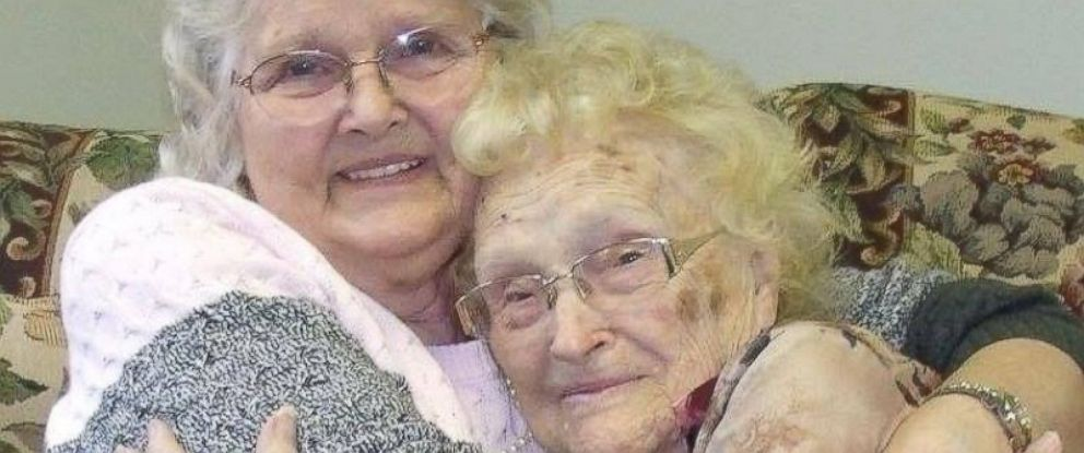 Mother and Daughter Reunite After 82 Years