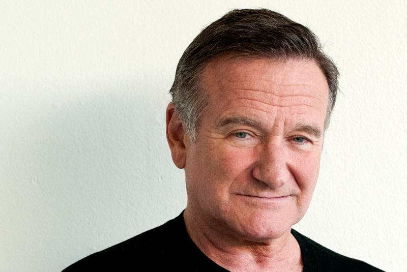 This touching tribute to Robin Williams shows what an amazing person he truly was