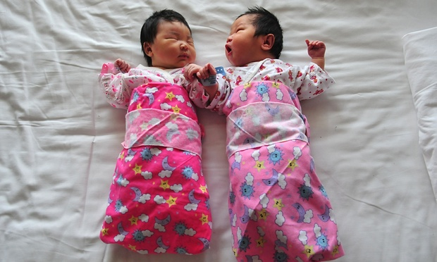 China abandons one child policy after 35 years