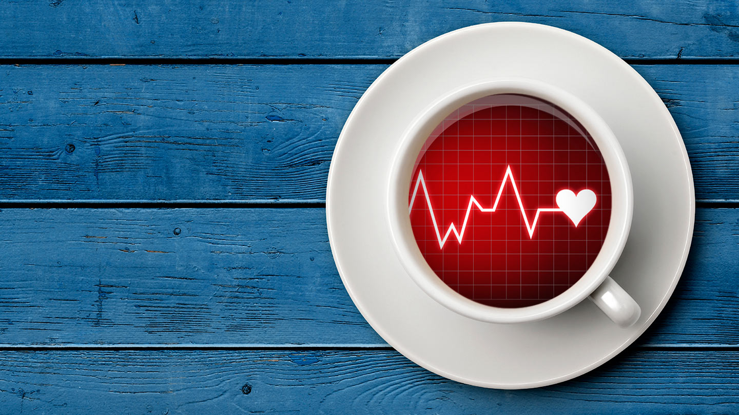 Can You Prevent Atrial Fibrillation by Giving Up Coffee?