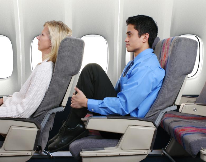 Cramped Airplane Seats Are Airlines Violating Our Human
