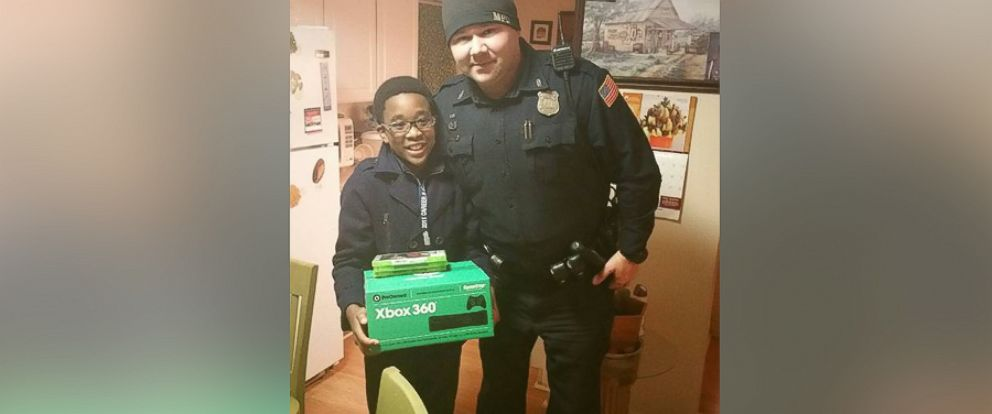 Memphis Officers Surprise Boy With New Xbox After His Was Stolen in Home Burglary
