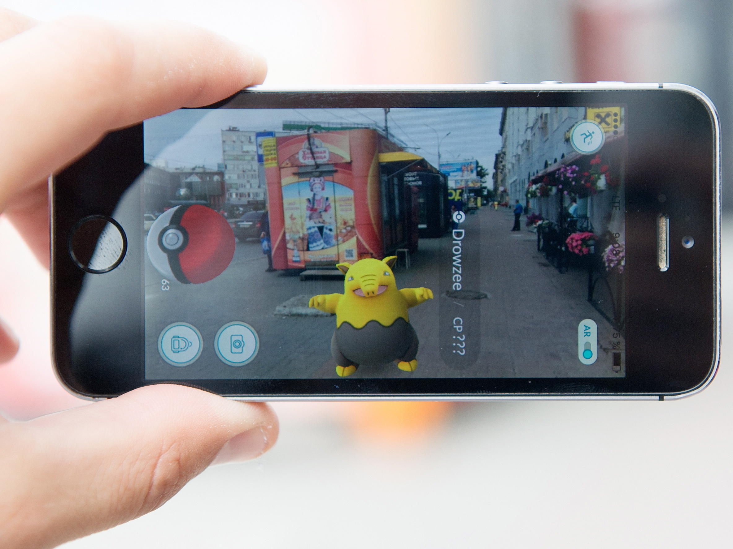 Caught Up In Anti-Putin Arrests, Pokemon Go Players Sent To Pokey