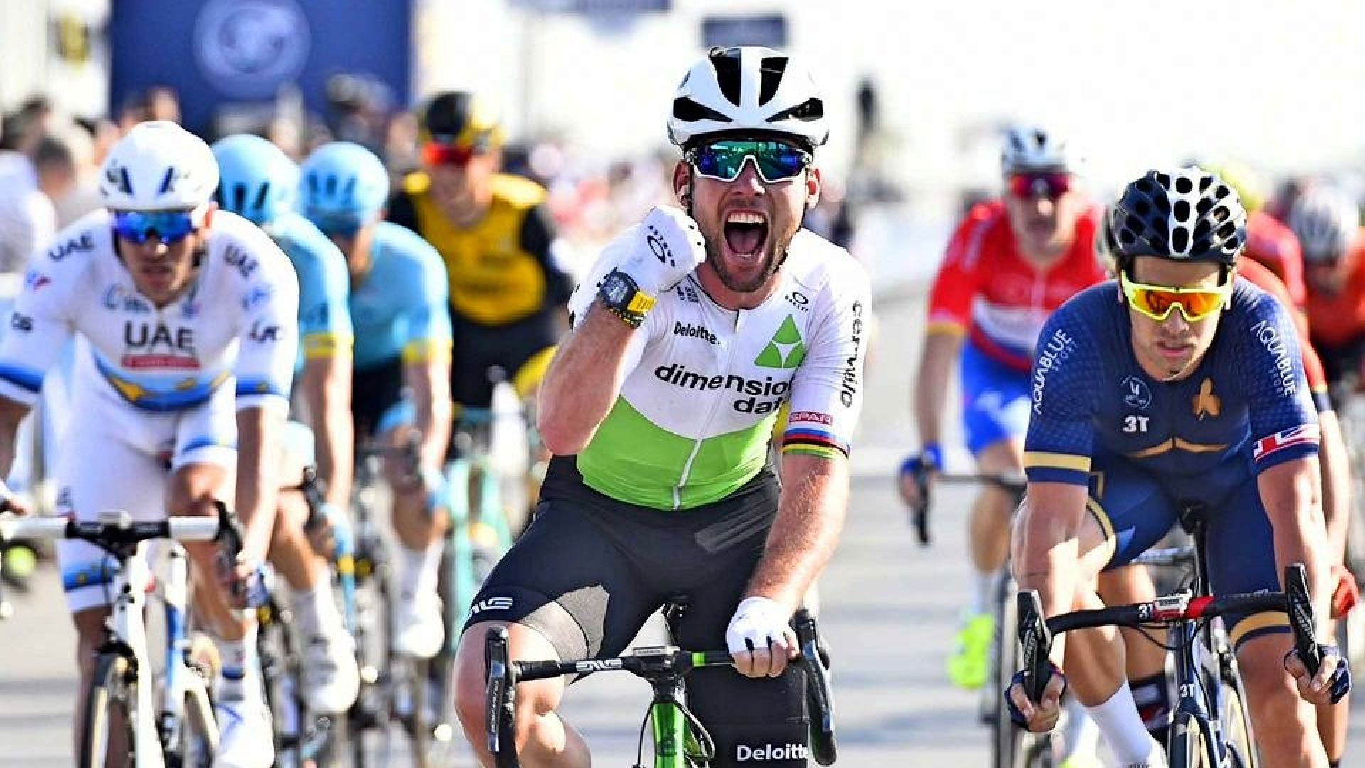 Ride the fury road, the Mark Cavendish's story