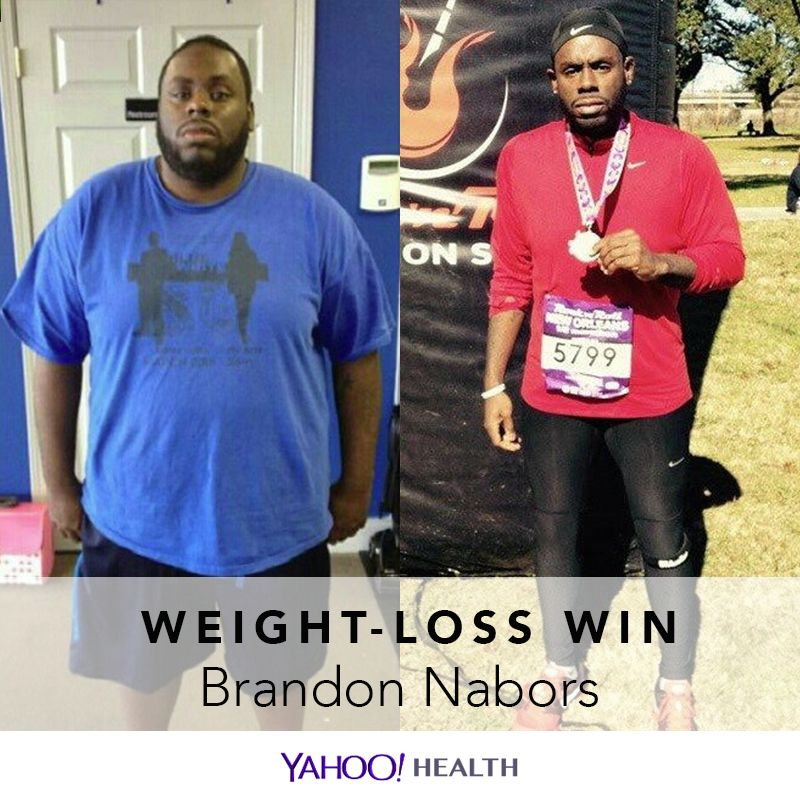 Man's advice after 162 pound weight loss