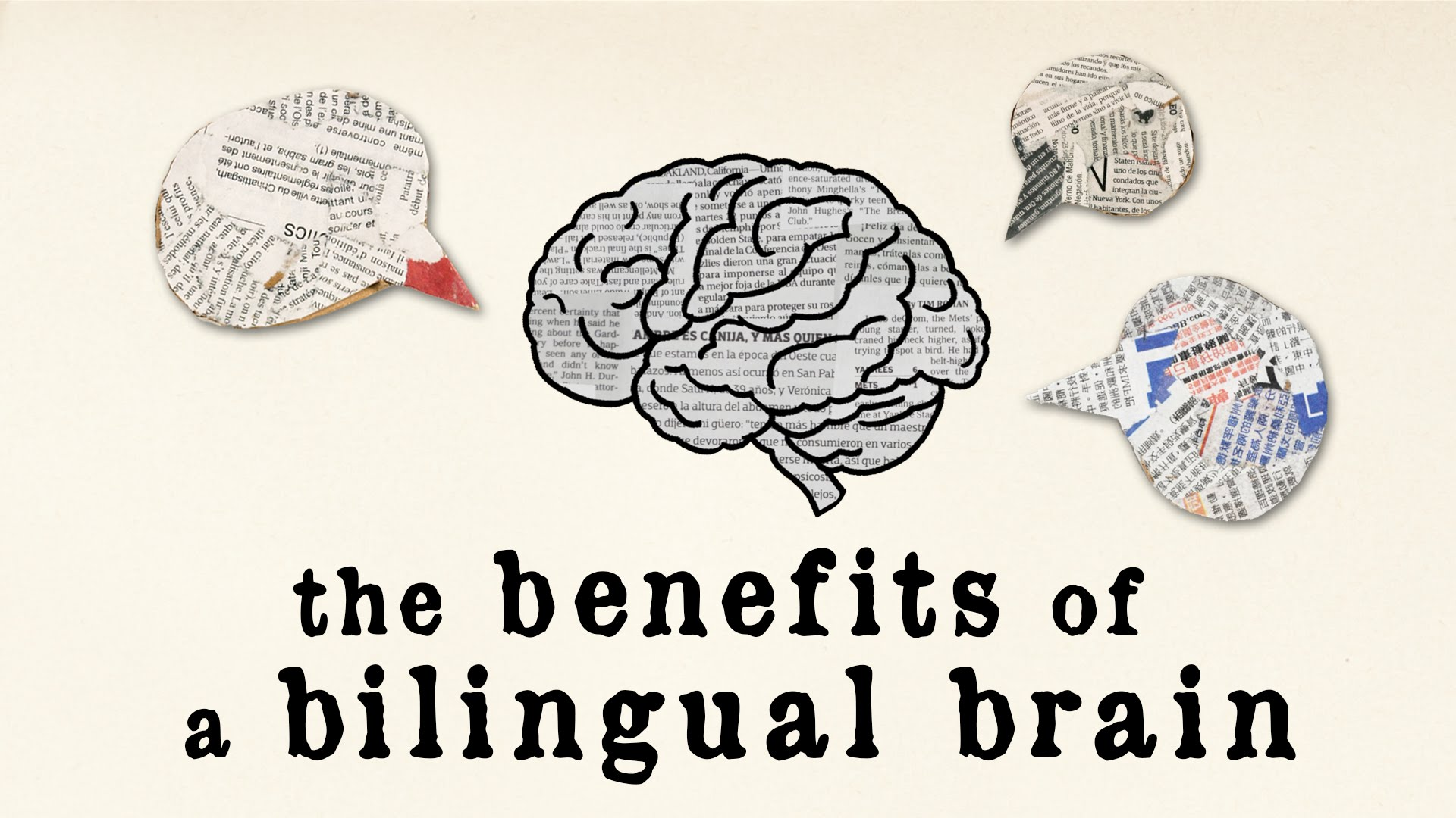 One, dos, drei: Why speaking more than one language is good for the brain