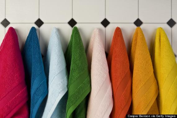 ¿Cada cuánto lavas tus toallas? ¡Después de leer esto querrás hacerlo todos los días!