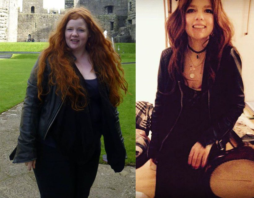 Woman finds out her dramatic weight loss was due to cancer, not dieting