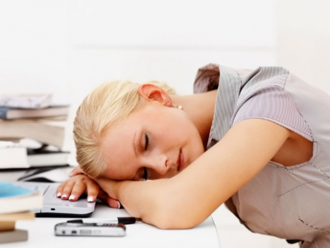 You should not take a nap. See here why!