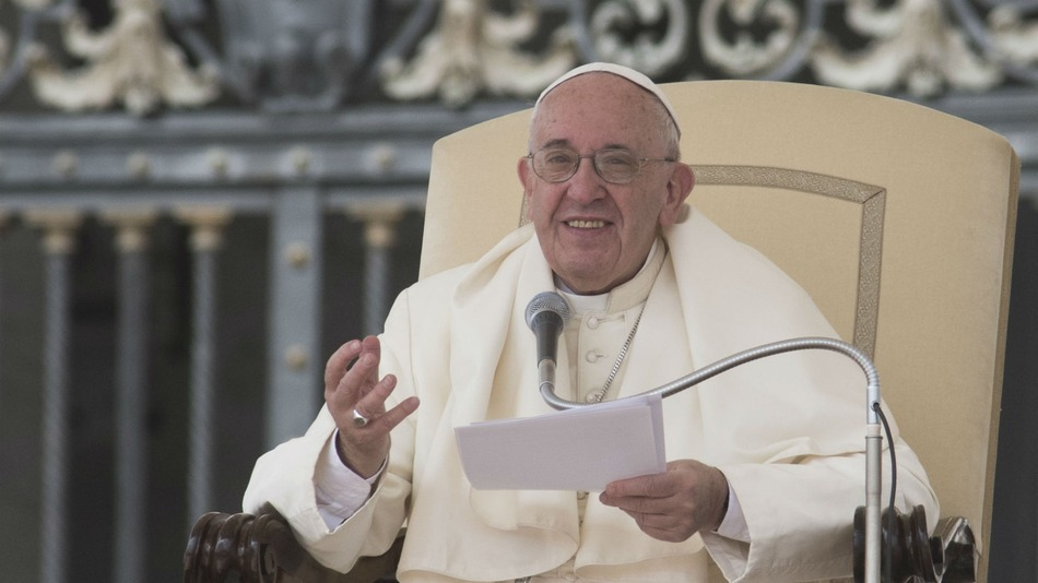 The pope's U.S. visit will be historic, and maybe a little combative