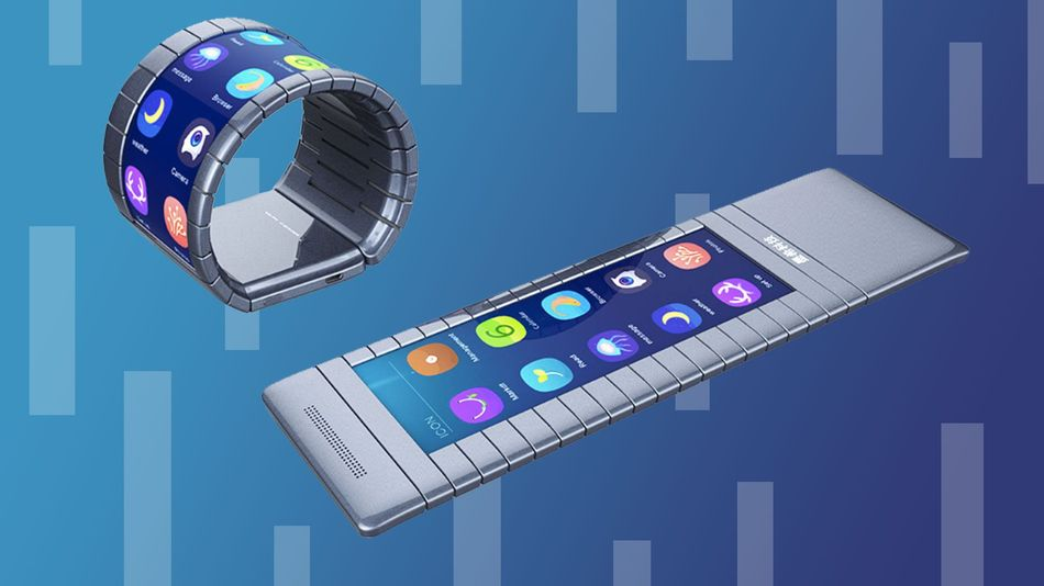 The first flexible smartphone may be released in China this year, but it'll cost you