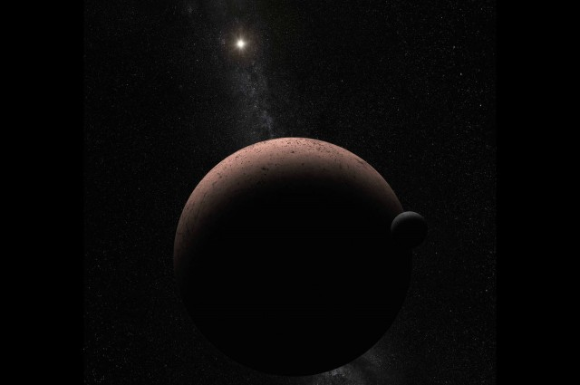 Astronomers Have Discovered A New Moon In Our Solar System