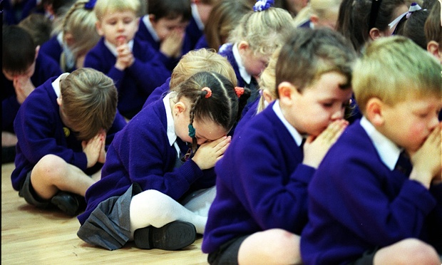Time to end the special favours shown to faith schools