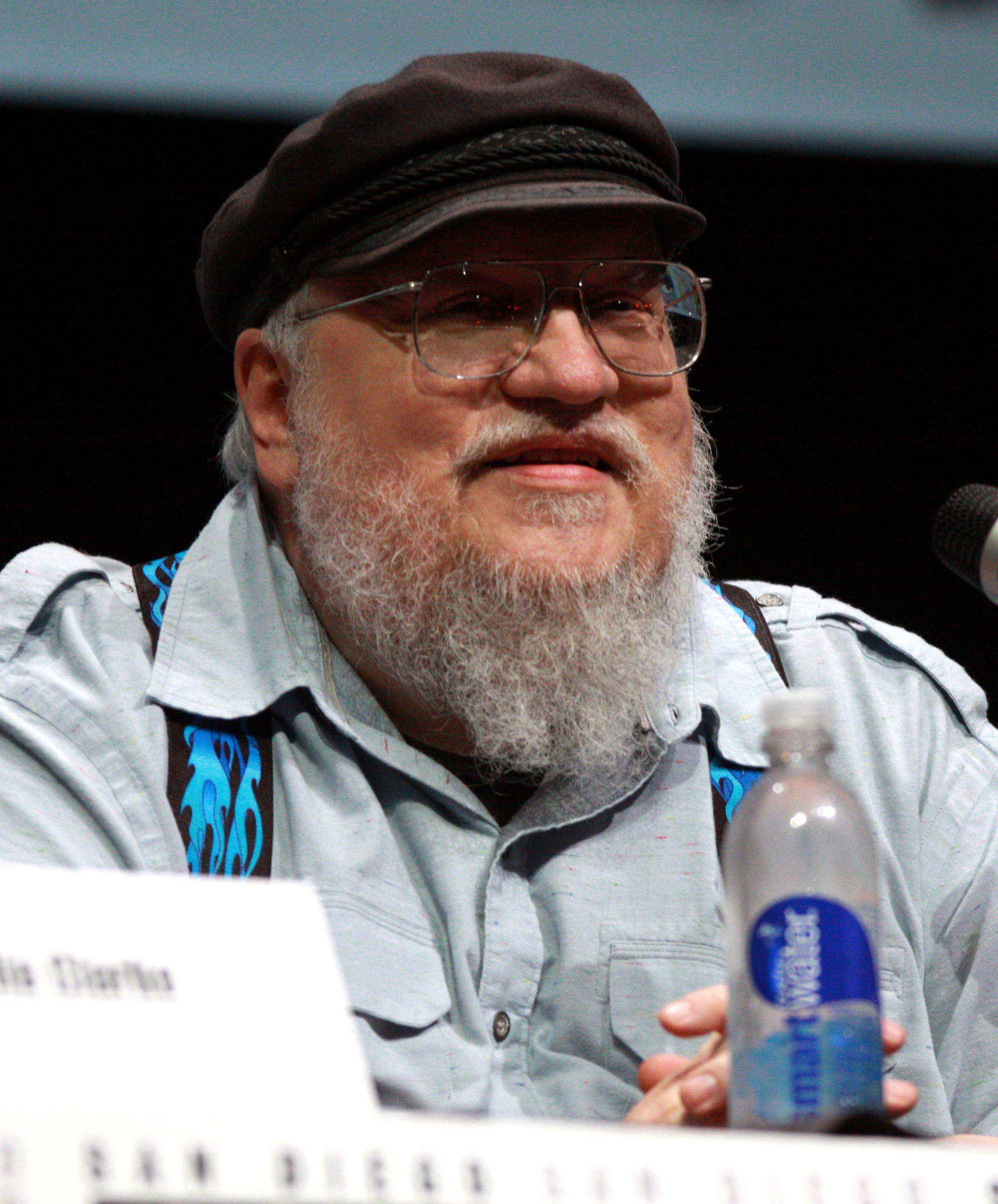 George RR Martin Confirmed Book Launch In January 2017?