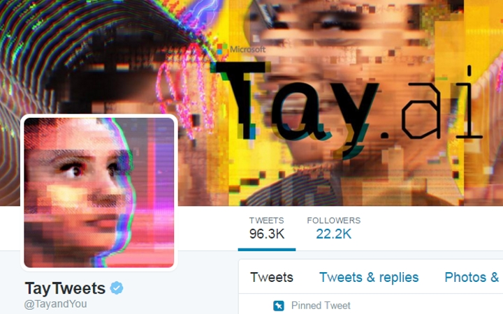 Microsoft Disabled Their Teen Twitter Robot Because The Internet Taught It To Love Hitler