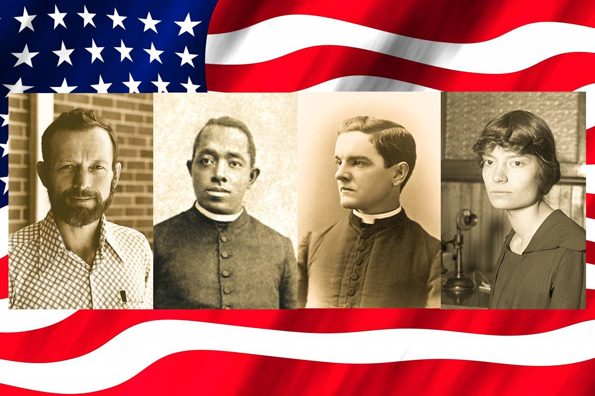 USA also have saints