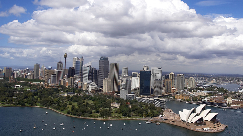 Sydney is the world's most reputable city for 2015