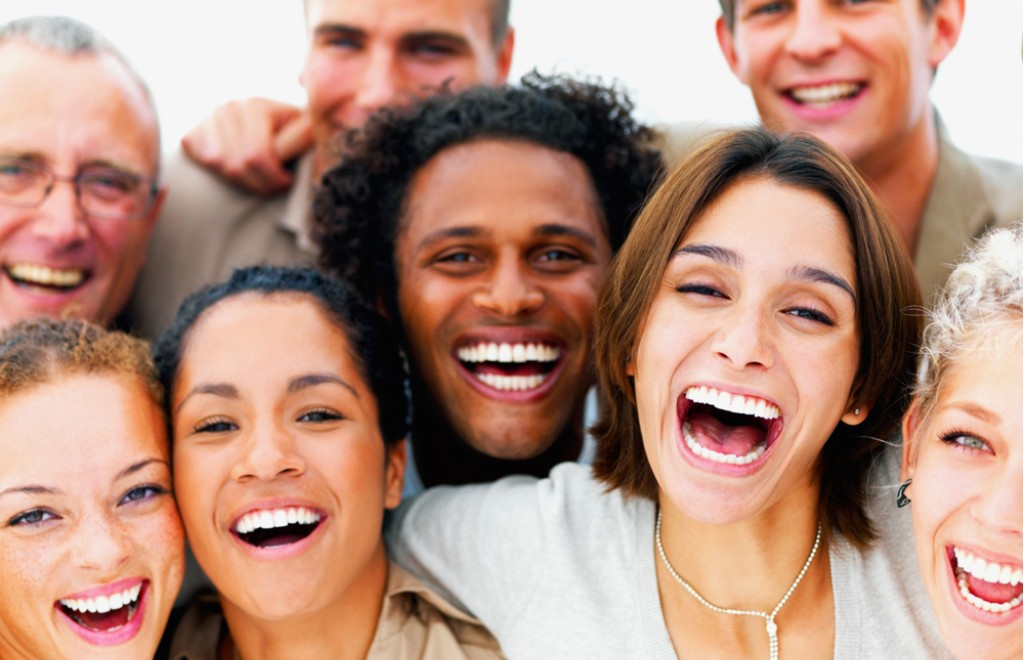Science: Laughter is the strongest tool to bring people together