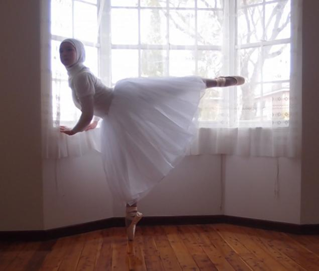 Muslim teen wants to be first professional ballerina in a hijab