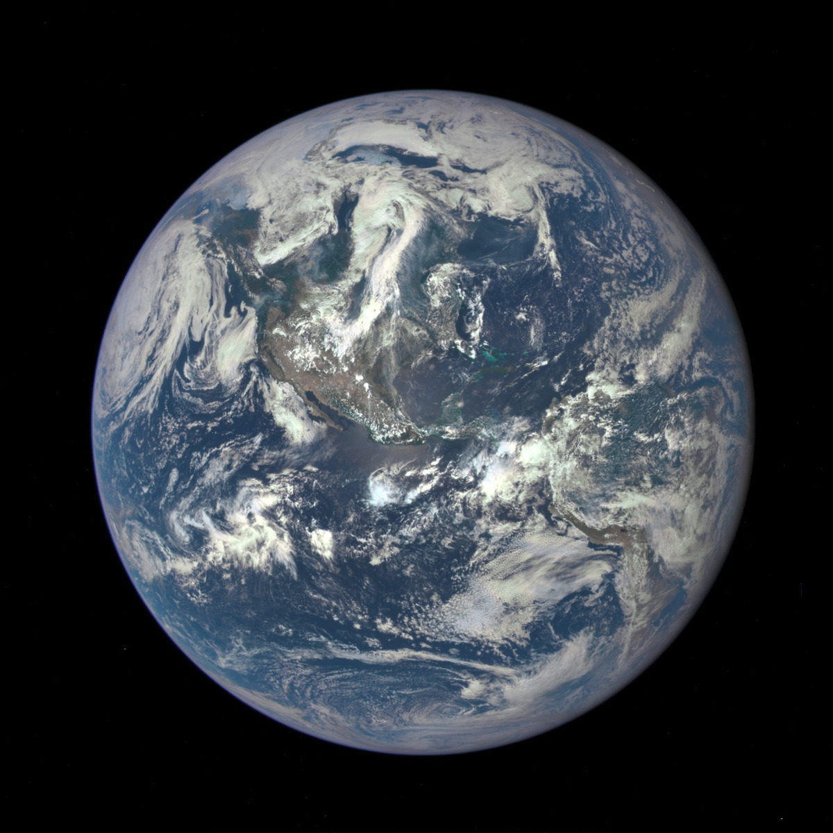 NASA camera takes 'blue marble' photo of Earth from 1 million miles away