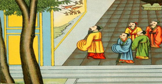 21 Life Teachings of Confucius