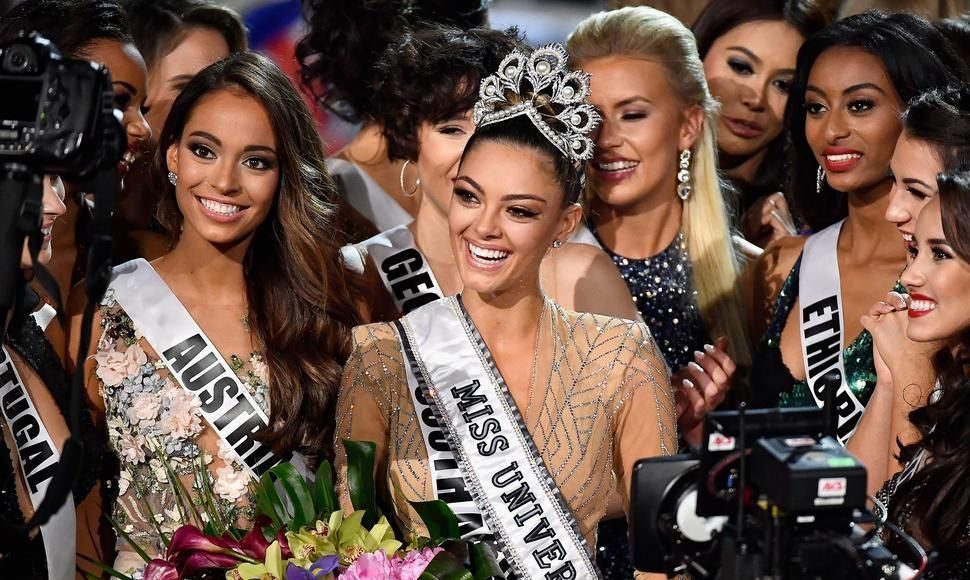Epic, and not so epic moments of the new Miss Universe 2017