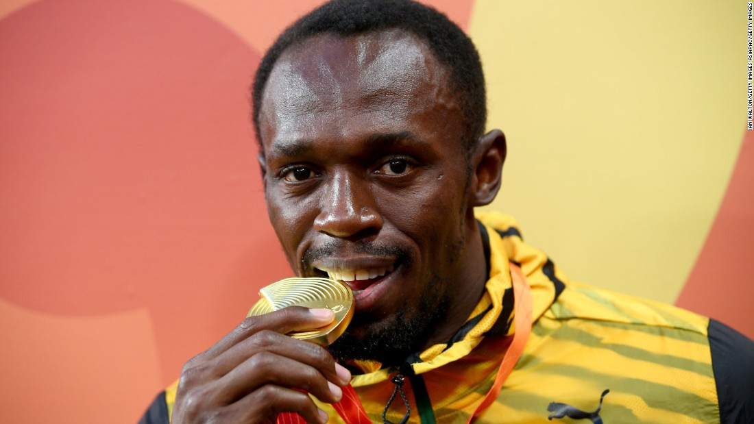 Usain Bolt: My sport needs me to win Olympic gold