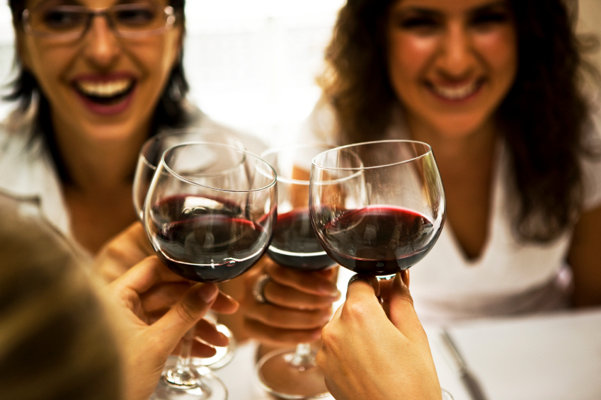 Science Says A Glass Of Red Wine May Be Equivalent To An Hour At The Gym