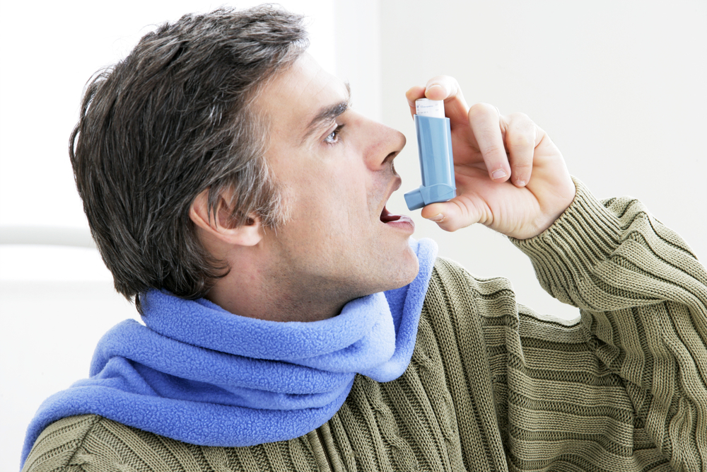Testosterone may prevent men from suffering from asthma