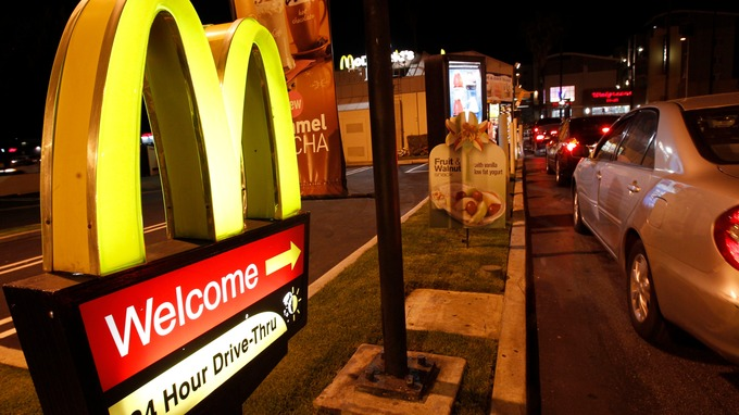 250 McDonald's customers pay for strangers' meals in Christmas pay-it-forward chain